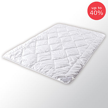Brinkhaus-Silvercrown duo quilted duvet