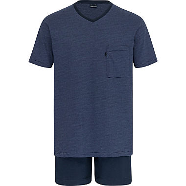 Ammann single jersey men´s short pyjamas