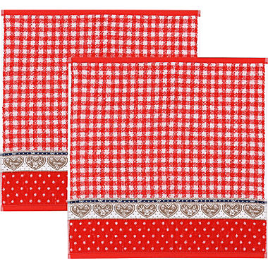Kracht 2-pack tea towels