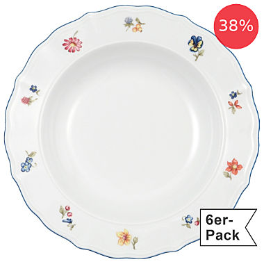 Seltmann Weiden 6-pack soup dishes