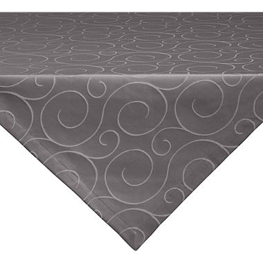 Erwin Müller damask square tablecloth