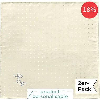Curt Bauer easy-iron 2-pack napkins
