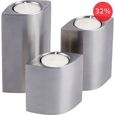 CHG 3-pack tea light holders