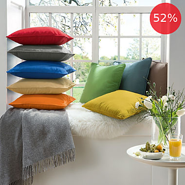 REDBEST filled cushion