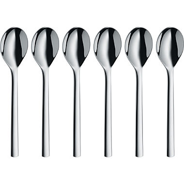 WMF 6-pack coffee spoons