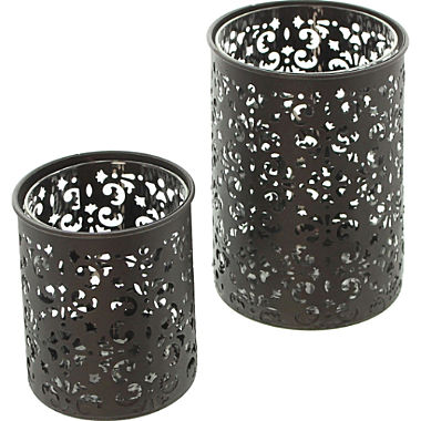 2-pack candle holder set