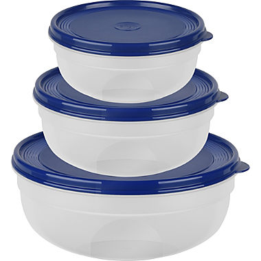 Emsa 3-piece food container set