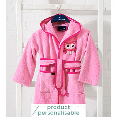 Morgenstern kids hooded bathrobe