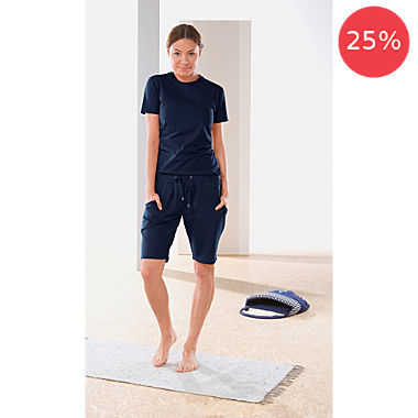 Erwin Müller women's short sweat pants