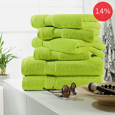 Erwin Müller 6-piece towel set