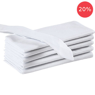 6-pack women's handkerchiefs