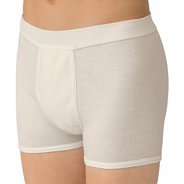 Erwin Müller men's long leg incontinence briefs