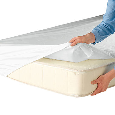 Erwin Müller waterproof fitted sheet