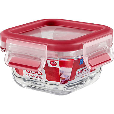 Emsa glass food storage containers