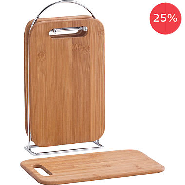 chopping board set 5-parts