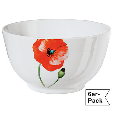 Gepolana 6-pack cereal bowls