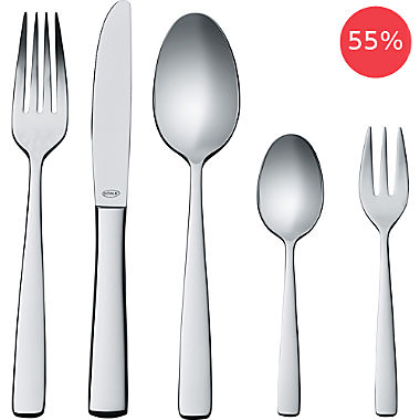 Rösle 30-piece cutlery set
