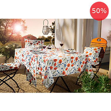 REDBEST  square tablecloth