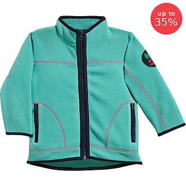 Erwin Müller children's fleece jacket