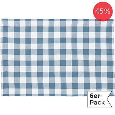 REDBEST  table mat 6 pack