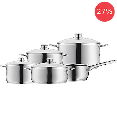 WMF 9-piece cookware set