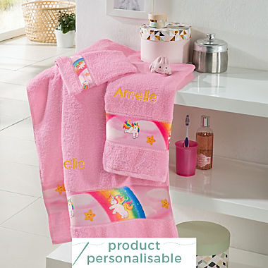 Erwin Müller 3-piece kids towel set