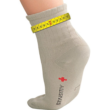 FußGut extra wide socks for swollen legs Big-Sensitive