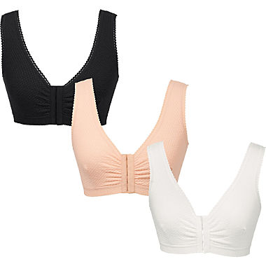 MedoVital 3-pack wireless bras