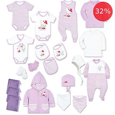 Erwin Müller 20-pc newborn essential kit