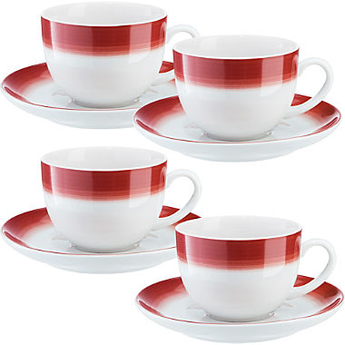 Gepolana coffee cup set, 8-parts