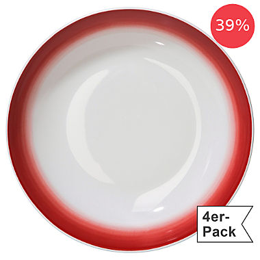 Erwin Müller 4-pack soup dishes