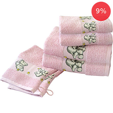 Dyckhoff 6-piece kids towel set