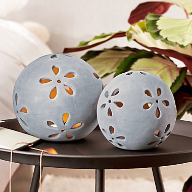 2-pack decoration balls