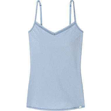 Schiesser top with built-in bra