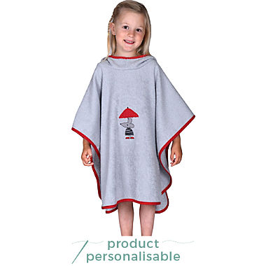 Wörner kids hooded pocho