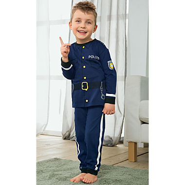 Erwin Müller interlock jersey children´s pyjamas