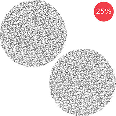 Pichler  2-pack doilies