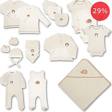 Erwin Müller 18-pc newborn essential kit