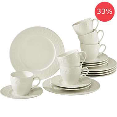 Erwin Müller 18-pc coffee serving set