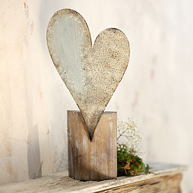 heart shaped decoration