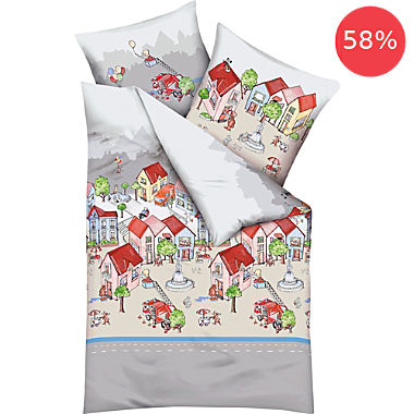 Kaeppel cotton flannel children's bed linen