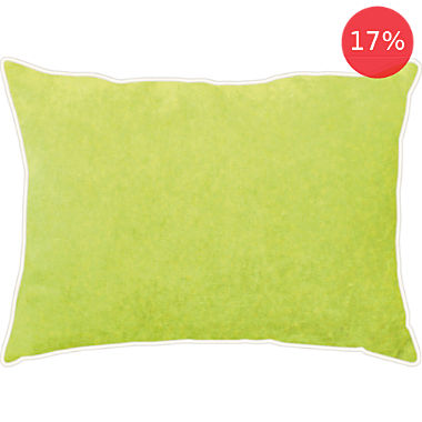 Apelt filled cushion