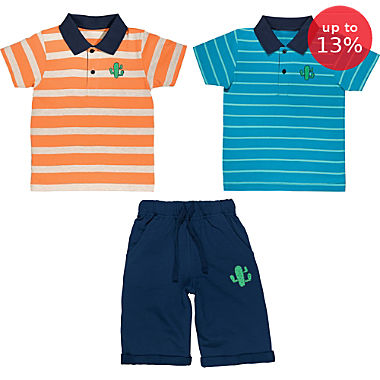 Erwin Müller 3-piece kids clothing set