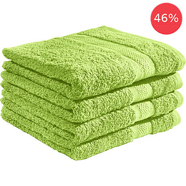 REDBEST 4-pack bath towels