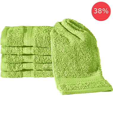 REDBEST 6-pack small hand towels
