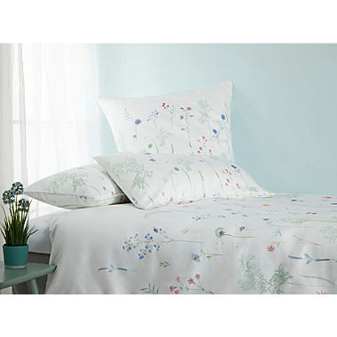 Elegante Egyptian cotton sateen duvet cover set