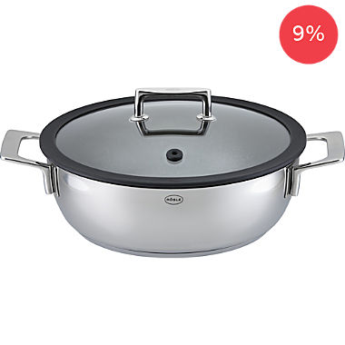 Rösle frying pan with lid