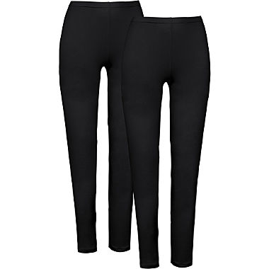 Erwin Müller 2-pack women's long underwear bottoms