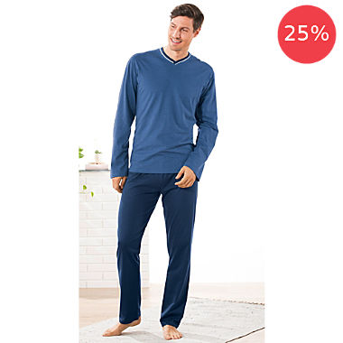 REDBEST single jersey men´s pyjamas