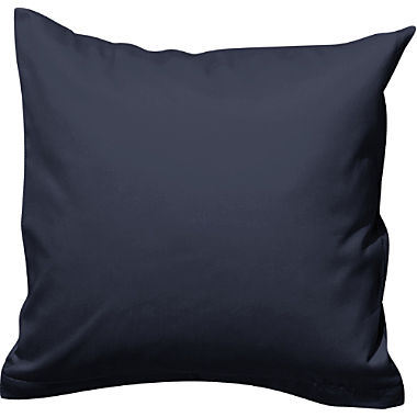 Erwin Müller Egyptian cotton sateen cushion cover